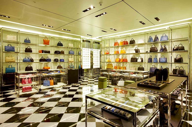 Prada Opens Accessories Store At Bangkok Airport Cpp Luxury