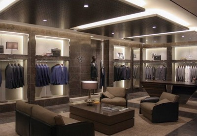 Canali store New York on Madison Avenue