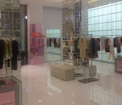 Blumarine opens two new stores in China