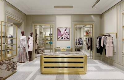 Emilio Pucci flagship store, New York