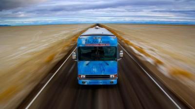 John Lennon Educational Bus, 2013 European Tour supported by Montblanc