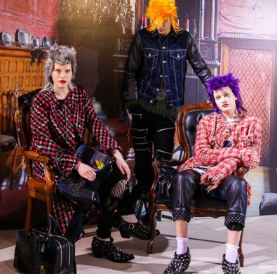 Loewe launches capsule collection with Junya Watanabe Comme-des-Garcons