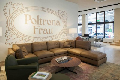 Poltrona Frau opens showroom in Vienna, Austria