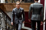 Dolce & Gabbana Men's Tailoring Fall 2014 trunk show within the newly opened New Bond Street flagship