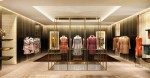Fendi flagship store Paris, Avenue Montaigne