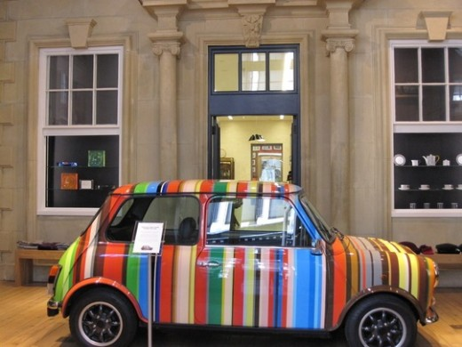 MINI by Paul Smith