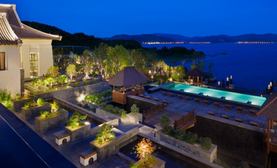 Park Hyatt Ningbo Resort, China