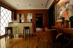 Tod's 'Sartorial Floor' - Bar, Milan store, 22 Via Spiga