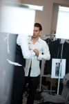 Dolce & Gabbana fitting of menswear collection Tailoring Collection Fall 2014