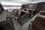 BMW designs First Class cabins and suites for Singapore Airlines