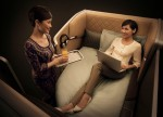 BMW designs First Class cabins for Singapore Airlines