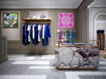 Emilio Pucci new flagship boutique in Rome, Italy