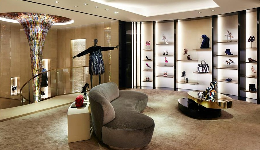 Fendi To Open New Flagship Stores In Milan And London This Fall Cpp Luxury