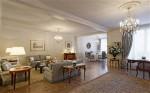 Le Bristol Paris, newly refurbished Royal Suite
