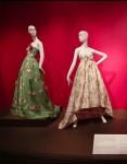 Oscar de la Renta retrospective exhibition at the Clinton Library