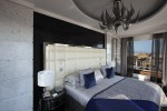 Roman Penthouse at Regina Baglioni Hotel, Rome - Master Bedroom