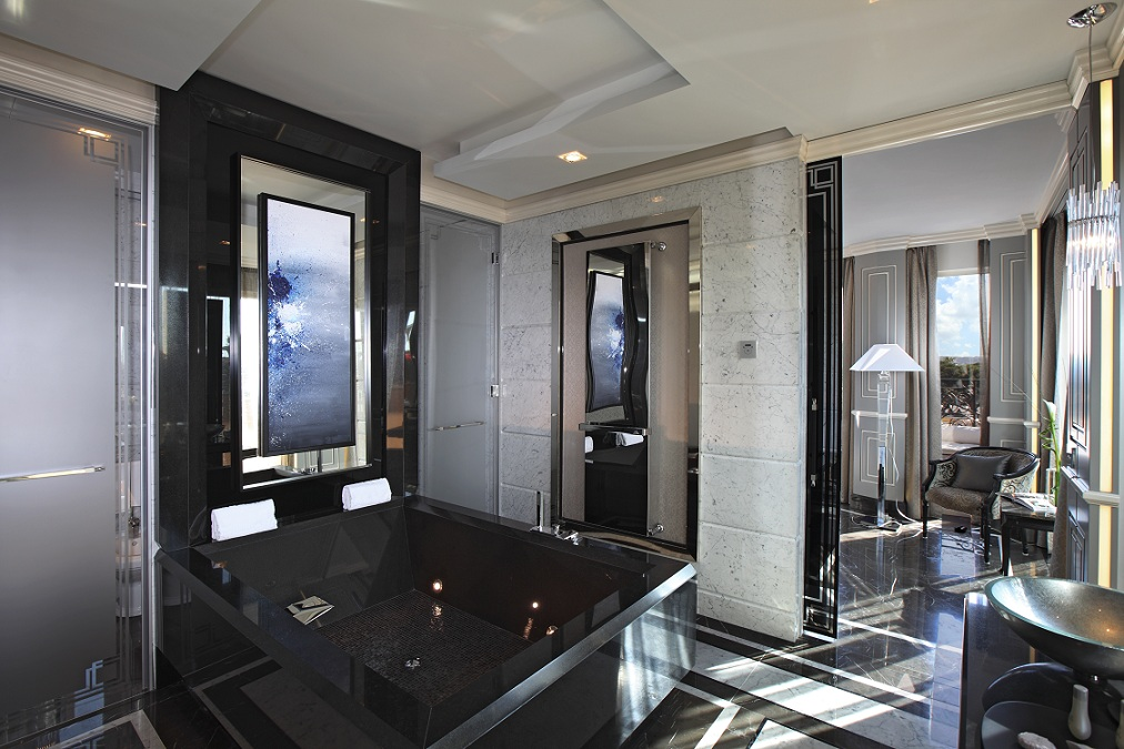 Luxury Master Bathroom Suites Images Pictures Becuo