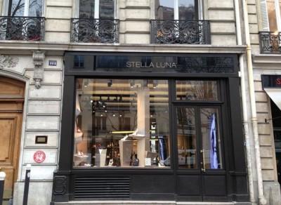 Stella Luna store, Paris