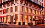 Bulgari flagship store, San Francisco