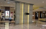 Fendi and Cartier at The Galleria Mall, Abu Dhabi