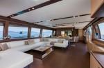Ferretti 960 yacht - interiors