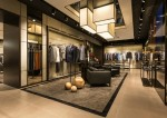 Hugo Boss flagship store in Paris