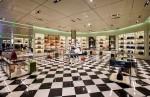 Prada store, San Jose, California