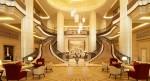 St Regis Abu Dhabi, lobby