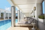The Bamford Hayward Spa at The Berkeley Hotel, London - rooftop swimming pool