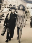 Alaia with Tina Turner in 1989