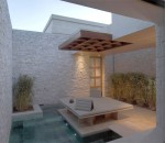 Amanzo'e Greece, Outdoor Spa treatment