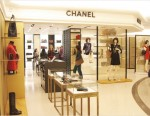 Chanel new boutique at Harrods, London
