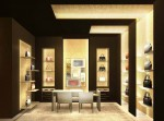 Fendi new flagship store Milan on Via Montenapoleone