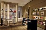 Fendi flagship store Milan, Via Montenapoleone