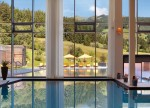 Kempinski Das Tirol, indoor and outdoor pools