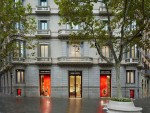 Louis Vuitton new flagship store in Barcelona on Passeig de Gracia