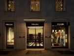 Prada Men's Only flagship store in Milan, 6 Via Montenapoleone