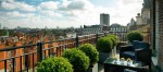 The Grosvenor House Apartments by Jumeirah - Mayfair Penthouse terrace