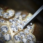 Van Cleef & Arpels Pavot Mystérieux High Jewelry timepiece - making of
