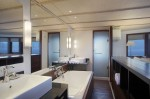 Alila Purnama Master Suite Bathroom