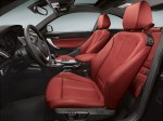 BMW launches new BMW 2 Series Coupe - interior