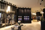 Brioni newly refurbished Beverly Hills store on Rodeo Drive, CA