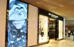 Burberry store at Zorlu Mall, Istanbul