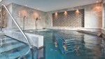 Four Seasons Hotel des Bergues Geneva, Mont Blanc Spa - separate vitality pool