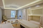 Mont Blanc Spa at Four Seasons de Bergues Geneva - couple treatment room