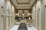 Mont Blanc Spa at Four Seasons de Bergues Geneva - lockers