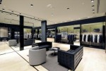 Brioni store Abu Dhabi at The Galleria Mall