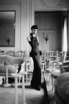 DIOR Glamour Book - Gazette du bon ton dress