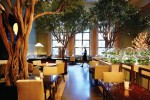 Garden Restaurant at Four Seasons New York