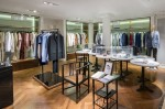Le Bon Marche Paris, new Men's section
